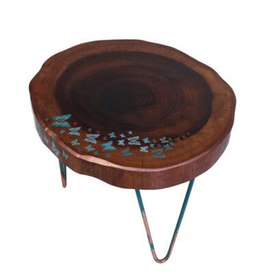 `Woodland Butterflies` Coffee Table