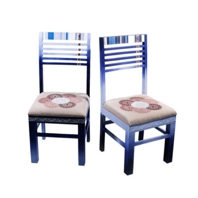 `Yin and Yang` Chairs (set of 2)