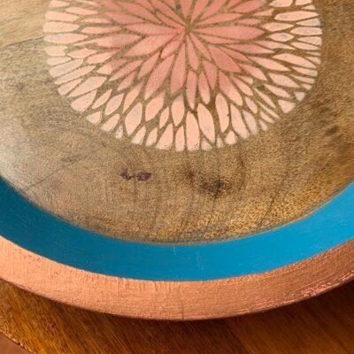 'Petals' Wood Platter