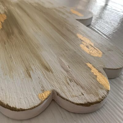 'Gold Dust' Wood Platter