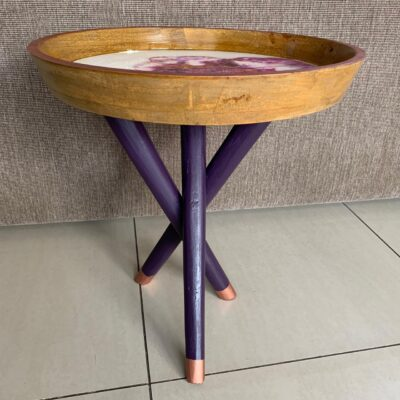'Violet' Side Table