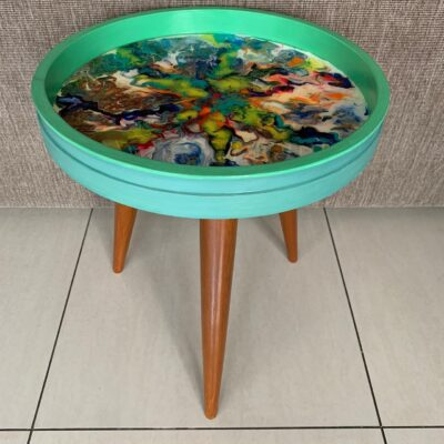 'Medley' Round Side Table